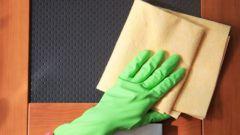Как удалить царапину на мебели