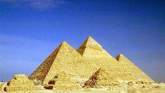 Как построить пирамиду из бумаги