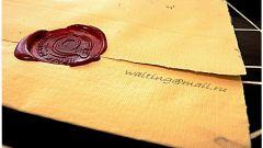 Как начать деловое письмо