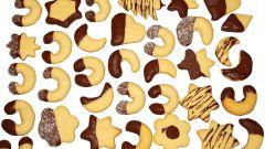 Как украшать печенья