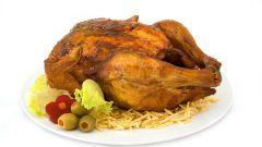 Как готовить целую курицу