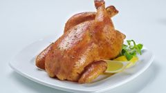 Как приготовить курицу в духовке с рисом