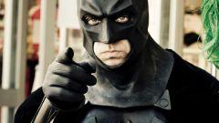 Как сделать костюм Бэтмена