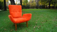 Как переделать кресло