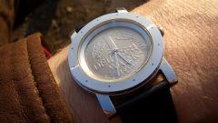 Как носить наручные часы