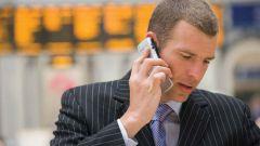Как начать телефонный разговор