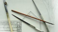 Как найти длину высоты в треугольнике