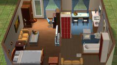 Как поставить мебель в однокомнатной квартире