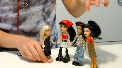 Как сшить одежду куклам Братц