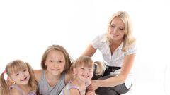 Как организовать детский сад на дому