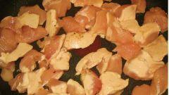 Как приготовить куриное филе с грибами
