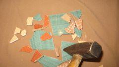 Как демонтировать плитку