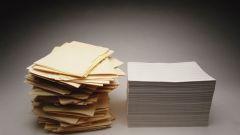 Как записать документ на диск