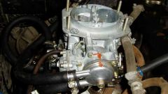 How to increase the capacity of carburetor engine