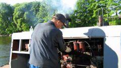 Как запустить дизельный двигатель
