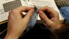 Как научиться вязать свитер