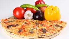Как приготовить основу для пиццы