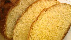 Как испечь кукурузный хлеб