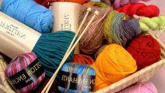 Как выбрать нитки для вязания