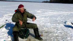 Как ловить хариуса зимой