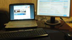 Как подключить второй монитор к ноутбуку