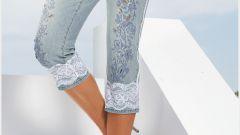 Как вернуть цвет джинсам