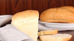 Как испечь белый хлеб