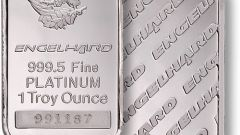 How to distinguish platinum from silver
