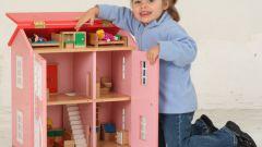 Как сделать дом для кукол