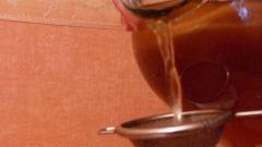Как пить чайный гриб