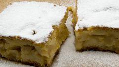Как испечь пирог с картошкой