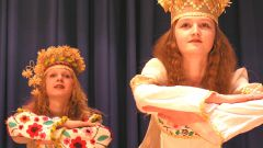 Как танцевать народные танцы