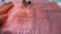 Как правильно шить