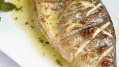 How to cook grilled fish