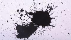 Как удалить пятна от чернил