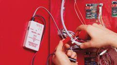 Как установить охранную сигнализацию