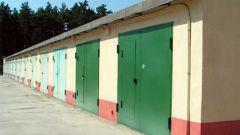 Как оформить построенный гараж