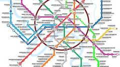 How to navigate in Moscow subway