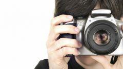 Как снимать цифровой камерой