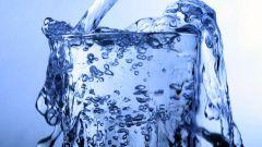 Как очистить организм от воды