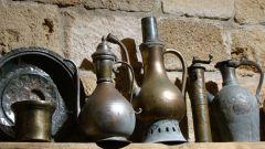 Как очистить старинные изделия от налета
