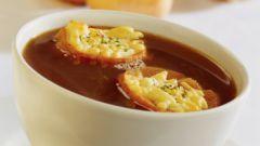 Как сварить французский луковый суп