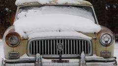 Как разогреть машину зимой