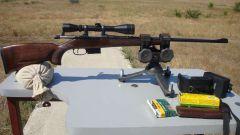 Как пристреливать оружие