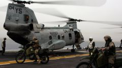 Как попасть служить в морскую пехоту