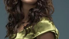 How to make voluminous curls