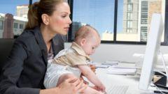 Как оформить досрочный выход из отпуска по уходу за ребенком