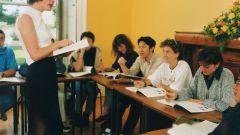 Как провести мастер-класс по английскому языку