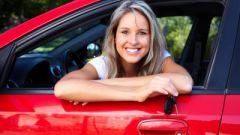 Как выбрать машину женщине