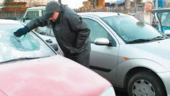 Как завести машину в холодную погоду